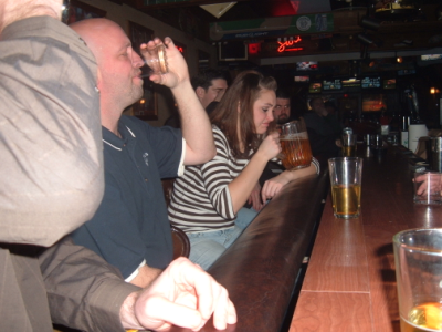 January 19, 2007: Bitter Beer Face.