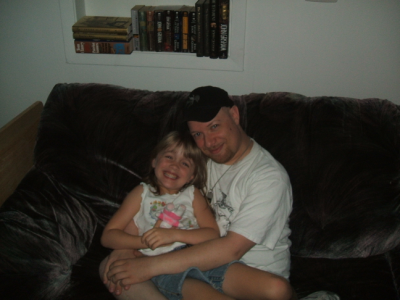 August 17, 2007: My Favorite Girl.